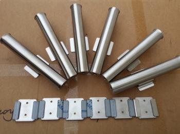 FBS  Flexibles abnehmbares Bootsrutenhalter 42mm