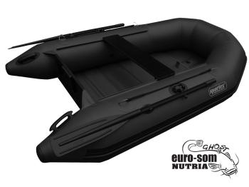 Schlauchboot EURO-SOM NUTRIA Ghost 245 schwarz