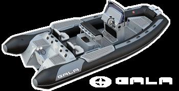 GALA Aluminium RIB Schlauchboote