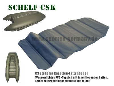 Schlauchboot Sportex Shelf 290CSK