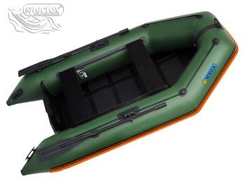 Omega River Schlauchboot 300 MS grün