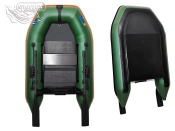 Omega River Schlauchboot 210 MS grün