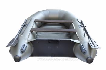 Zweikieler Schlauchboot  NUTRIA 285 K2 Ghost