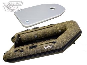 Schlauchboot Sportex Shelf 200 ASK Realtree Camouflage mit Airdeck