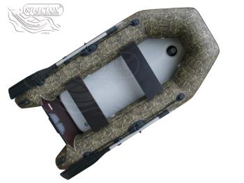 Schlauchboot Sportex Shelf 250 ASK Realtree Camouflage mit Airdeck