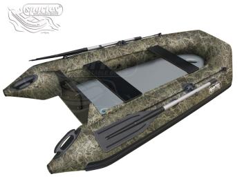 Schlauchboot Sportex Shelf 270 ASK Realtree Camouflage mit Airdeck