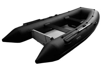Festrumpfschlauchboot Sportex Fantom 330  RIB schwarz