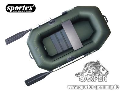 NEU! Schlauchboot CARPER 175 green