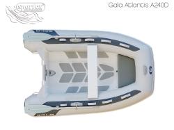 Gala Atlantis A240D Double Deck RIB