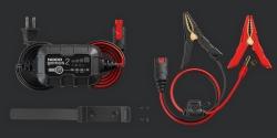 Noco Multicharger Genius2EU 2A Ladegerät Blei & Lithium-Akkus