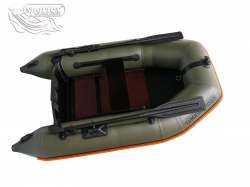 Omega River Schlauchboot 210 MS khaki