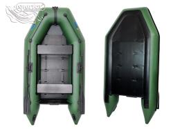 Omega River Schlauchboot 270 MS grün