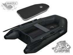 Schlauchboot Sportex CARPER 230 AIR mit Hochdruckluftboden