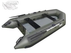 Schlauchboot Sportex Shelf 270 ASK mit Hochdruckluftboden