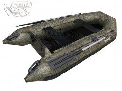 Schlauchboot Sportex Shelf 250 Realtree Camouflage mit Airdeck
