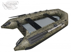 Schlauchboot Sportex Shelf 270 ASK Realtree Camouflage mit Airdeck