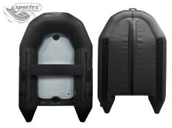SPORTEX Nutria 225 Airdeck GHOST