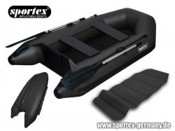 Schlauchboot Sportex Shelf 230 CSK schwarz