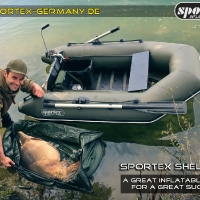 Sportex Shelf 200. Das Karpfenboot_1